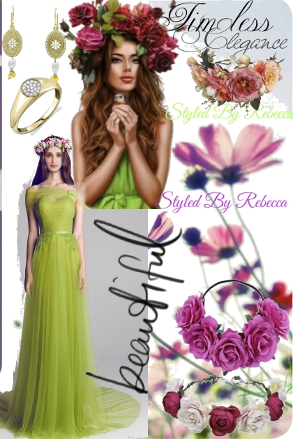 Timeless August Floral