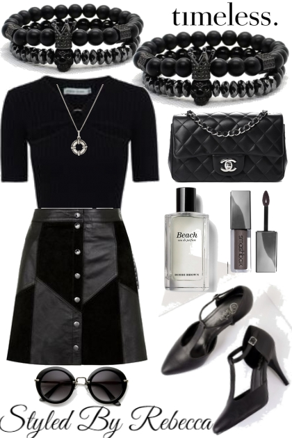 August black style so timeless