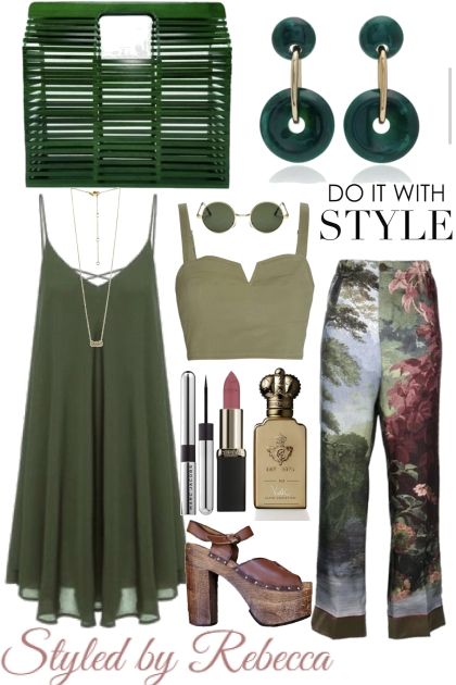 August Style Book