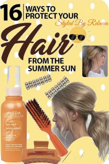 Summer hair-set1