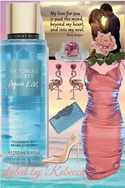 Hot September Date Dress
