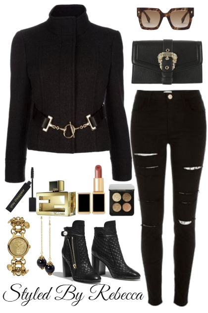 Black Out Autumn Style