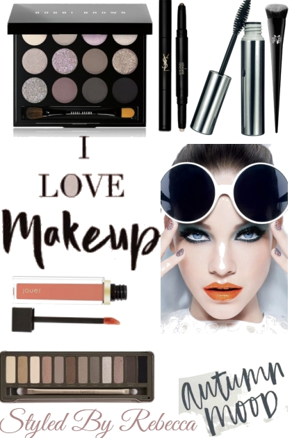 Love autumn makeup