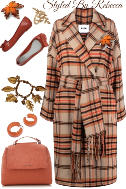 Dynamic Fall coat