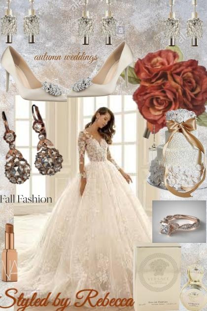 Autumn weddings for 2021