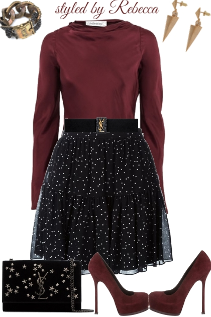 October Is For Skirts