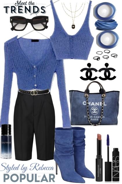 Popular Blue For October