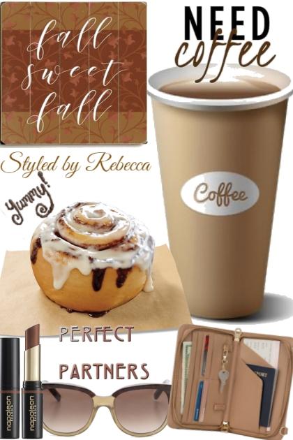 coffee shop run