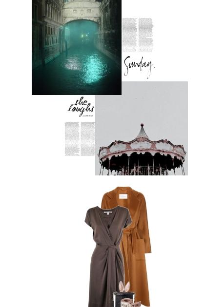 Foggy Venice- Fashion set
