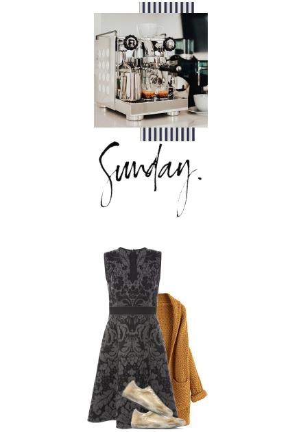 Modern Sunday casual