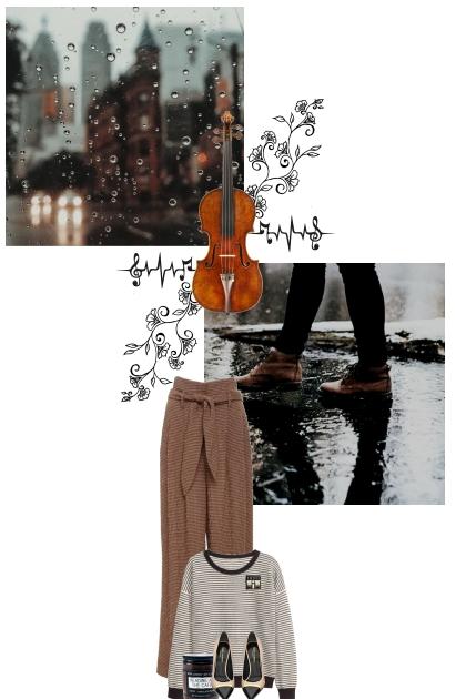 Rainy music