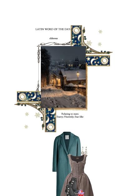 Winter child- Fashion set