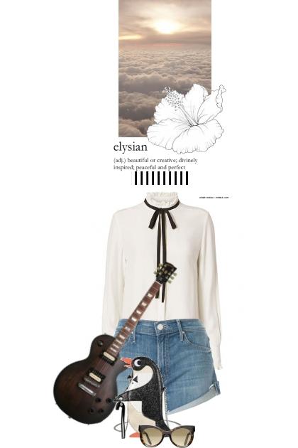 Elysian rock