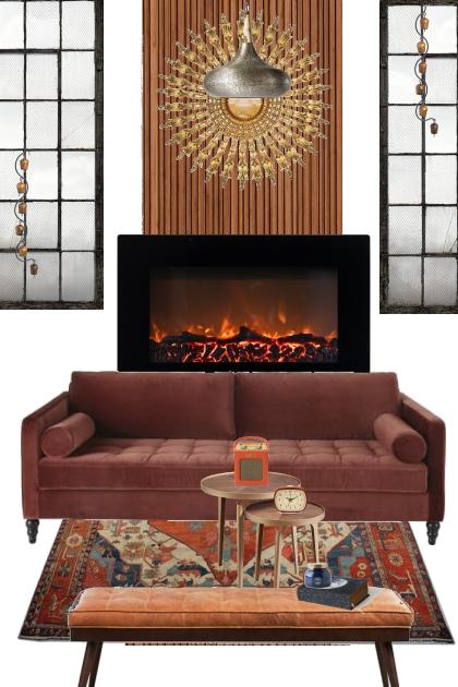 Twist on the classics modern interior