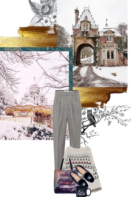 Wintery sets