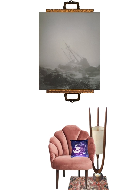 Romantic storm interior