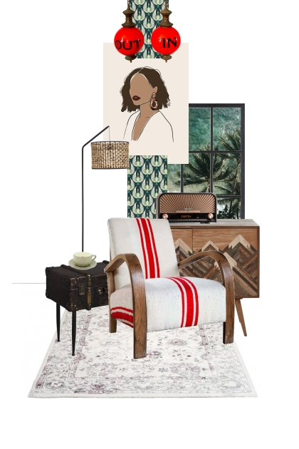 The summer guesthouse modern aesthetic- Fashion set