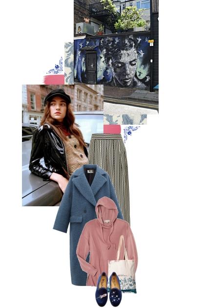 Modern storybook look- Combinazione di moda