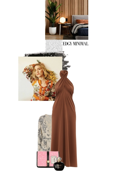 edgy minimal- Fashion set