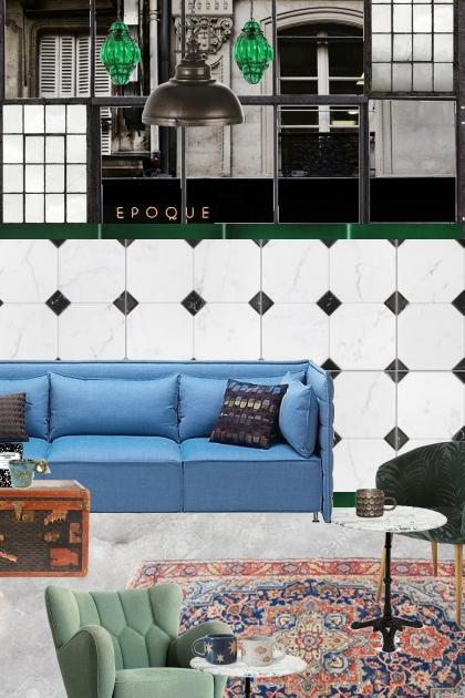 New bars in old industrial places- Combinaciónde moda