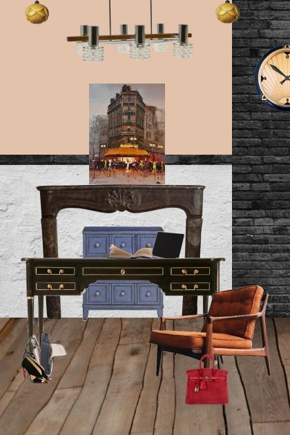 Home office formal- Modna kombinacija