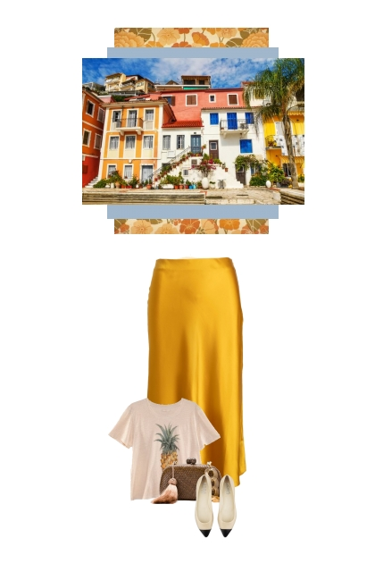 The woman from Parga