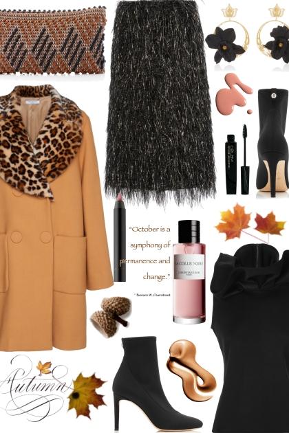 Oh my autumn !- Modekombination