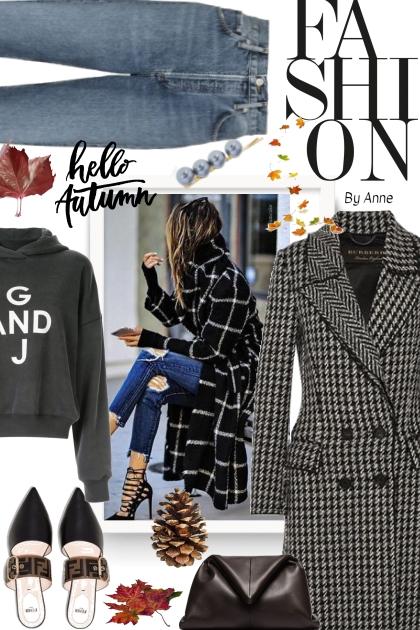 Hello Autumn  !- Fashion set