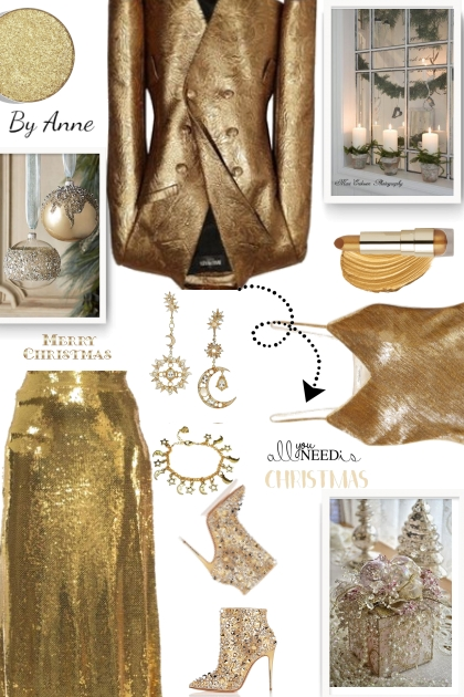 Buon Natale- Fashion set