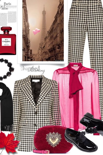 Parigi I love you- Fashion set