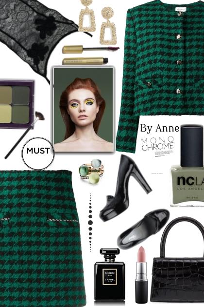 Chanel look- Fashion set