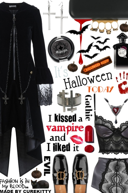 I Kissed a Vampire and I Liked It!