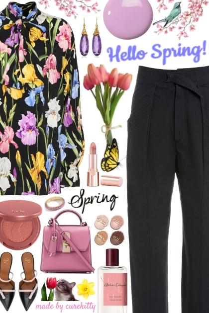 Hello Spring 2020!!!