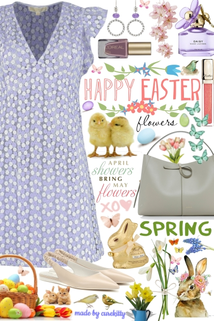 April Showers Brings May Flowers and Easter Too!