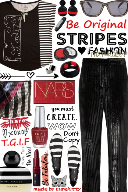 Stripes: Fashion That Rules!