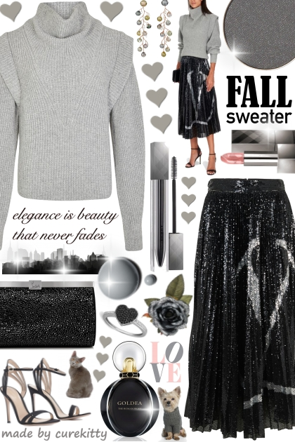 Fall Sweaters: Elegance is Beauty That Never Fades