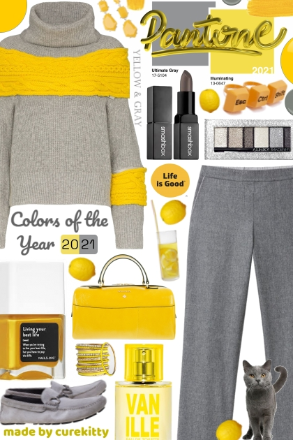 Do You Like the 2021 Pantone Colors of the Year?