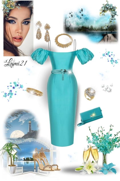 TURQUOISE IN SUMMER