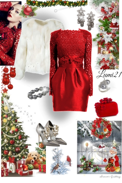 CHRISTMAS WITH ZUHAIR MURAD