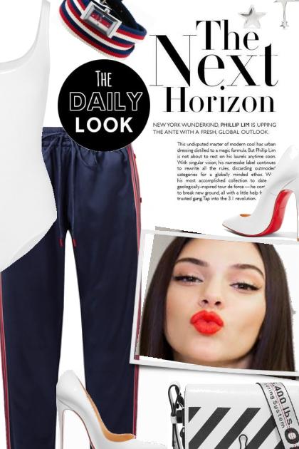 Satin Track Pants- Fashion set