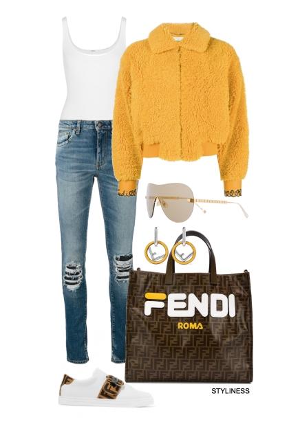 Fendi Roma- Fashion set