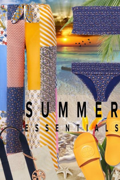 Tory Burch Summer Essentials