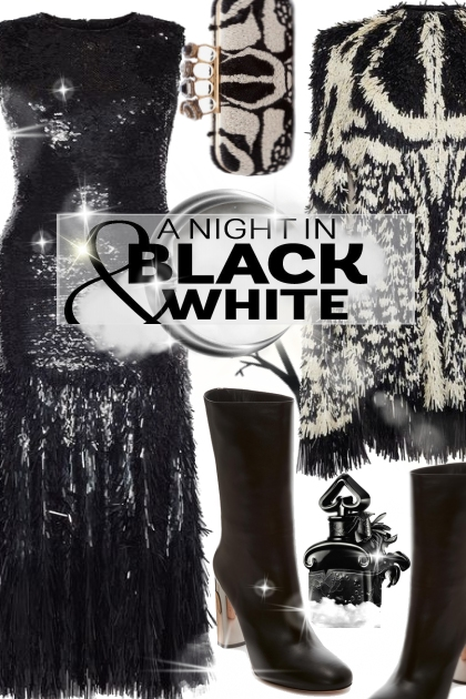 A Night in Black & White