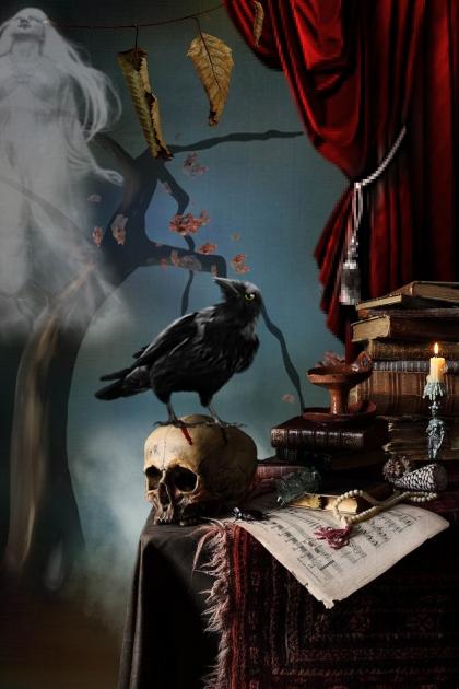 Halloween is coming....