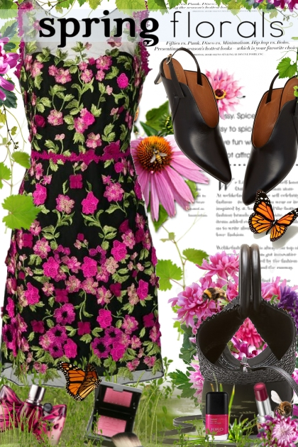 Spring Florals..