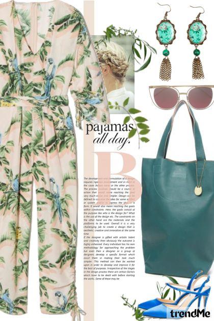 Pajamas day 4/18