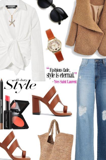 Street Wear:
