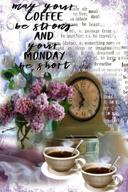 Happy Monday my Friends ❤