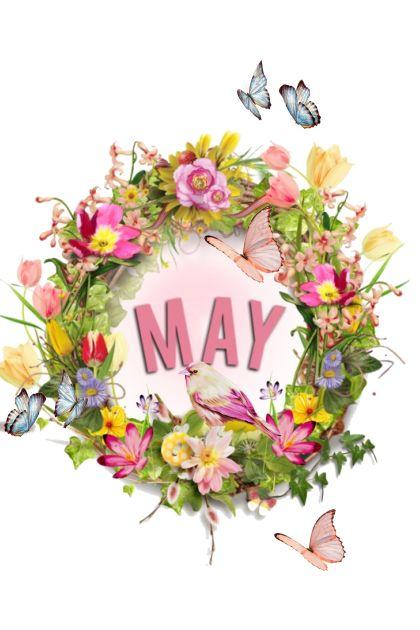 Happy May Day ❤