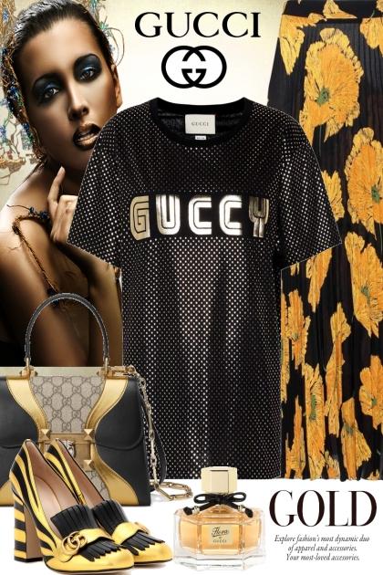 Gucci mettalic
